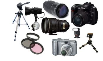 Camera's & Camcorders